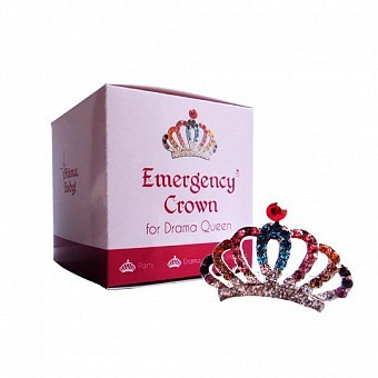Krönchen Emergency Crown for Drama Queen