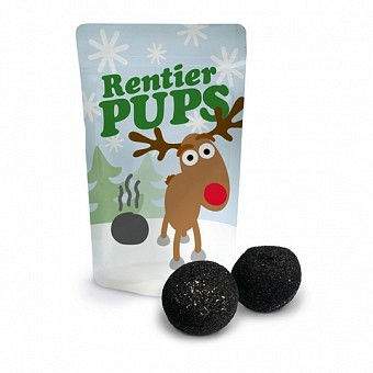 Rentier Pups