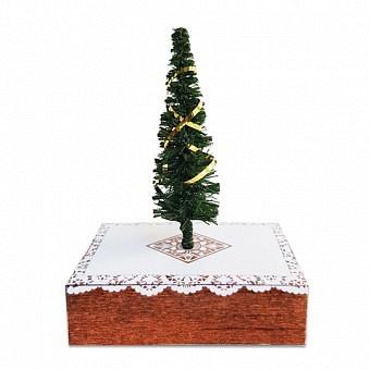 Schreibtisch Weihnachtsbaum