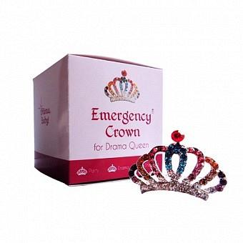 Krönchen Emergency Crown for Drama Queen