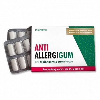 Anti AllergiGum-Weihnachtsbaumallergie
